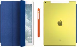 iPad Pro e acessórios especiais para caridade (por Jony Ive)
