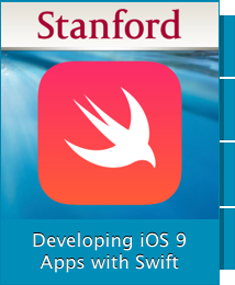Stanford - Developing iOS 9 Apps with Swift