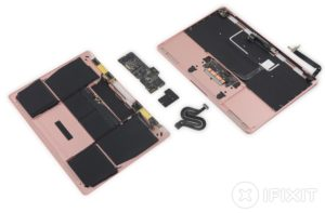Novo MacBook desmontado pela iFixit