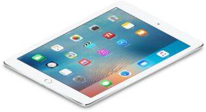 iPad rodando o iOS 9