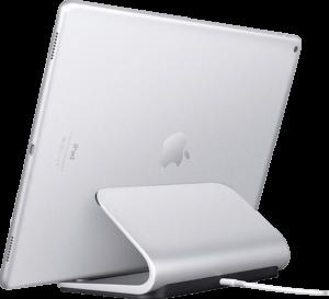 Logi BASE com iPad Pro