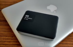 My Passport for Mac, da Western Digital