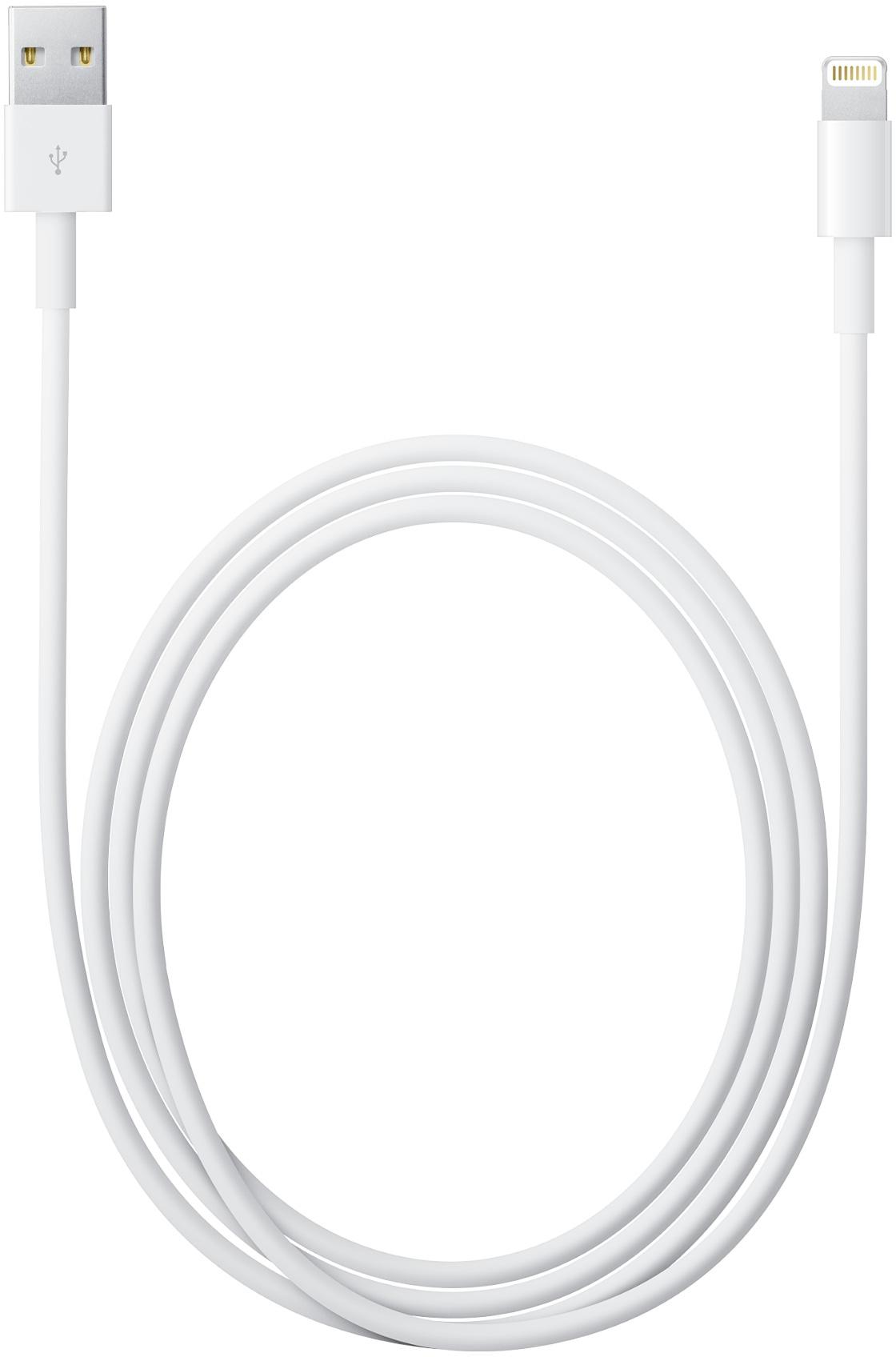 Apple - Cabo de Lightning para USB