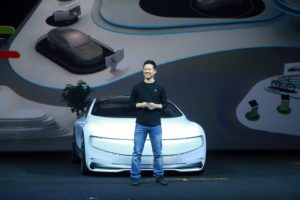 Jia Yueting. CEO da LeEco