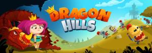 Banner do jogo Dragon Hills