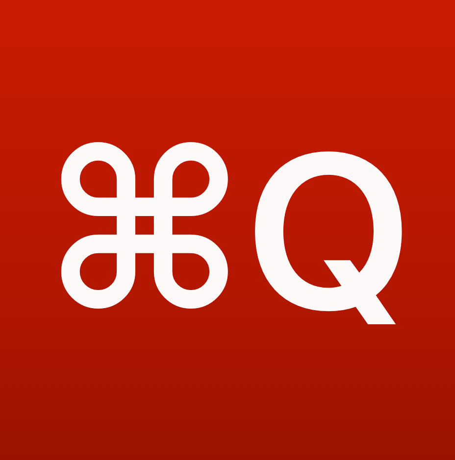 Quitter app