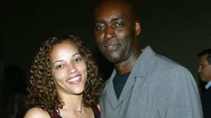 April Jace e Michael Jace