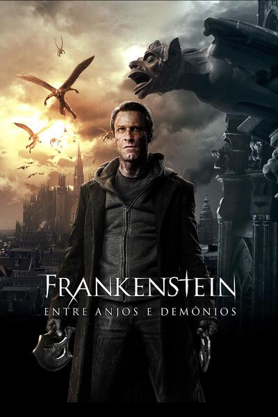 Filme - Frankenstein - Entre Anjos e Demônios