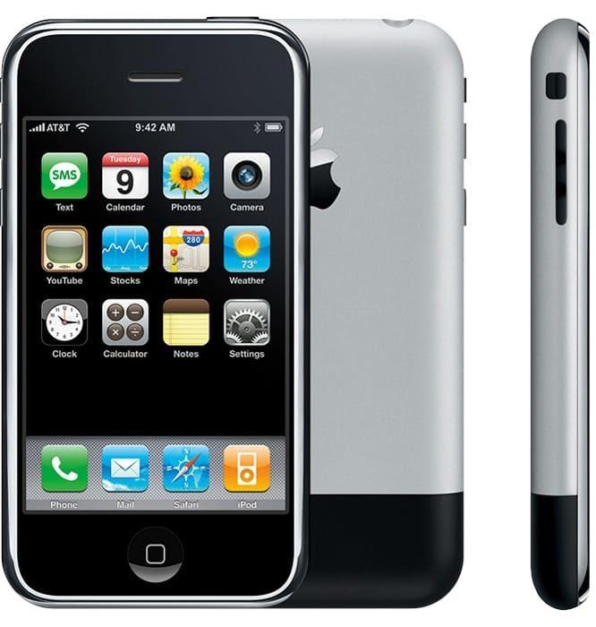 Família do iPhone original