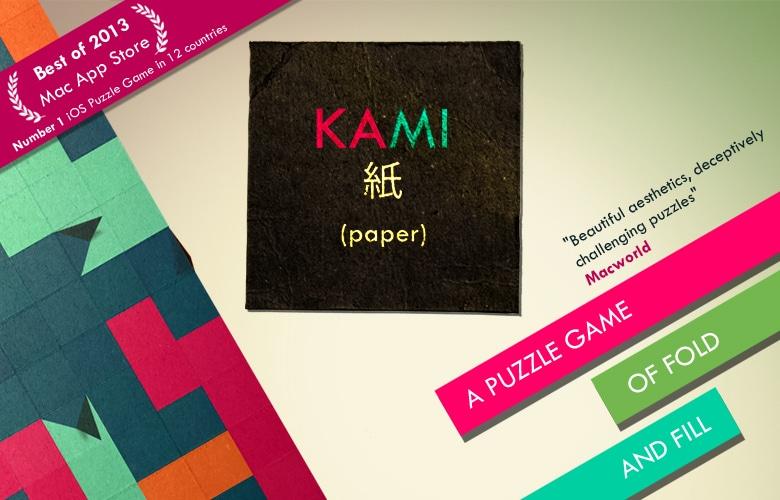 Jogo KAMI para iOS