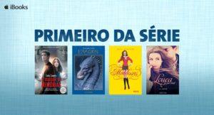 Primeiros livros das séries