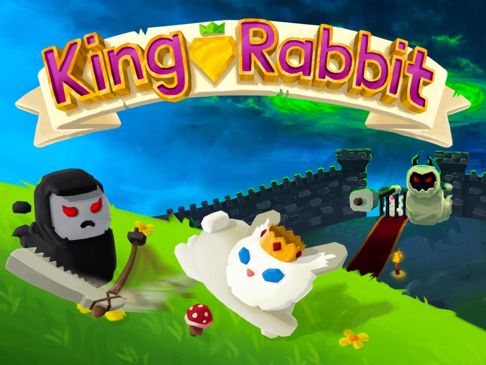 Jogo King Rabbit para iOS