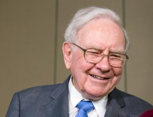 Warren Buffett, da Berkshire Hathaway