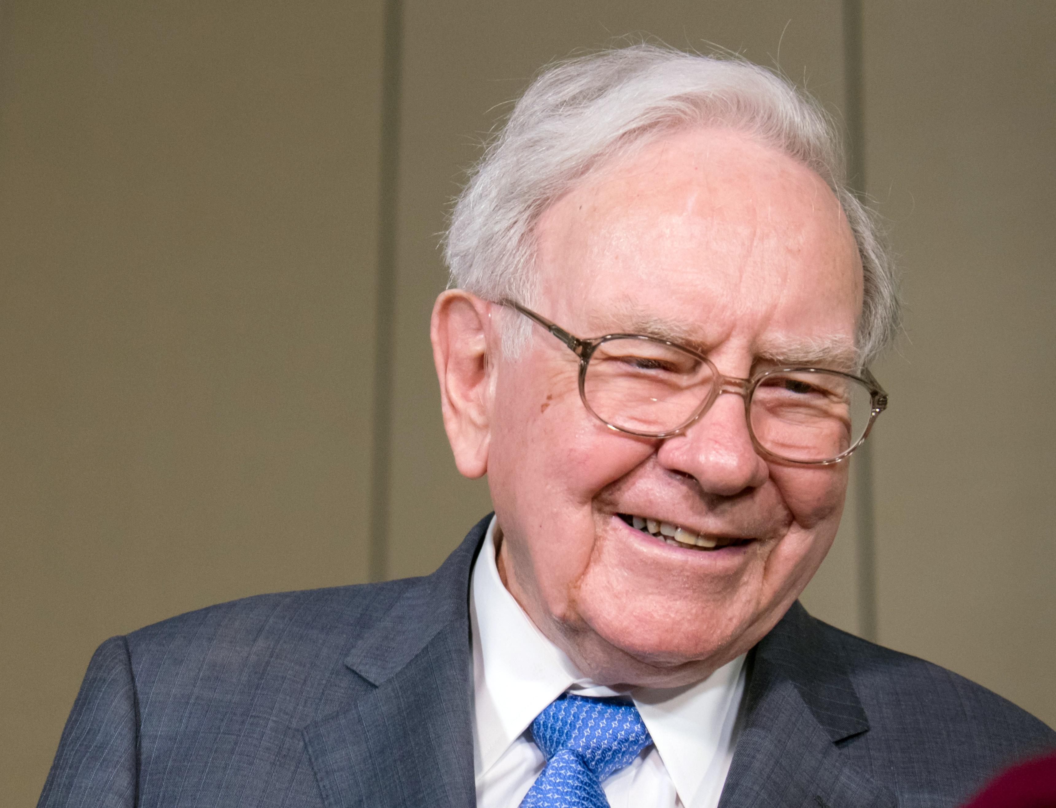 Warren Buffett, da Berkshire Hathaway