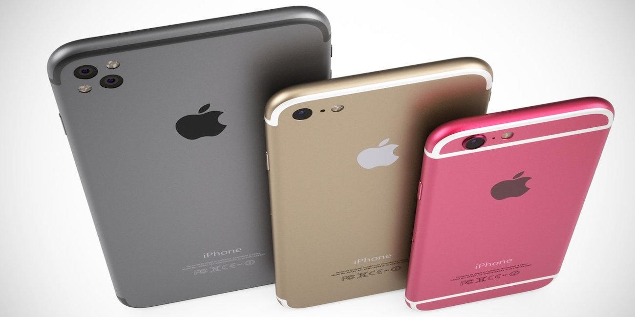 "Mockup do ""iPhone 7"""