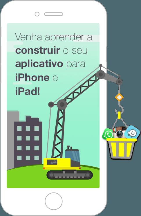 Aprendendo a construir apps para iPhone e iPad - Quaddro