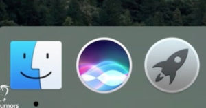 Ícone da Siri para o Top