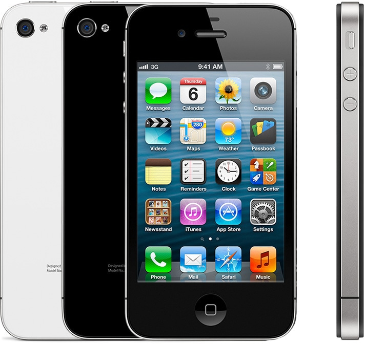 Família do iPhone 4s