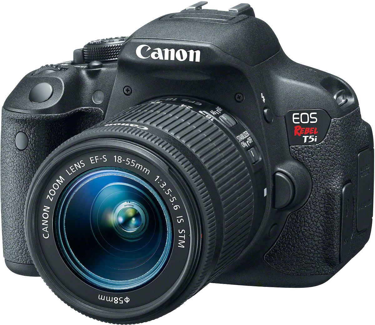 Câmera Digital Canon EOS Rebel T5i DSLR