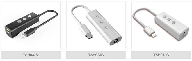adaptadores iPhone 7