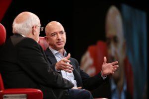 Jeff Bezos na Code Conference de 2016