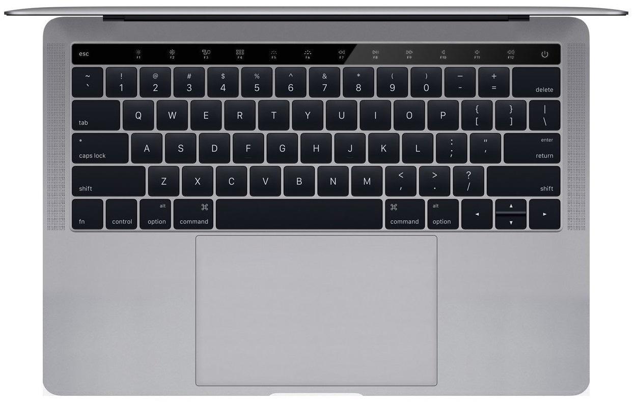 Conceito de MacBook Pro OLED