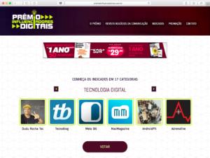 Prêmio Influenciadores Digitais