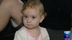 """Giana, a criança que foi """"salva pela Siri"""""""