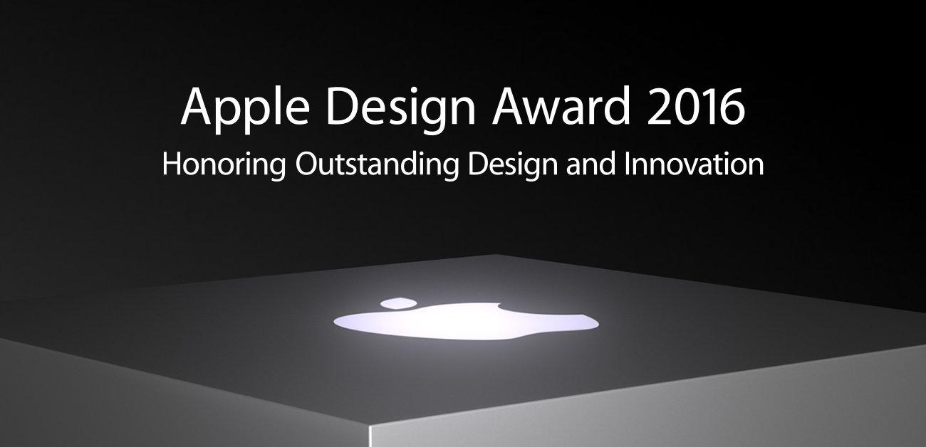 Apple Design Award 2016