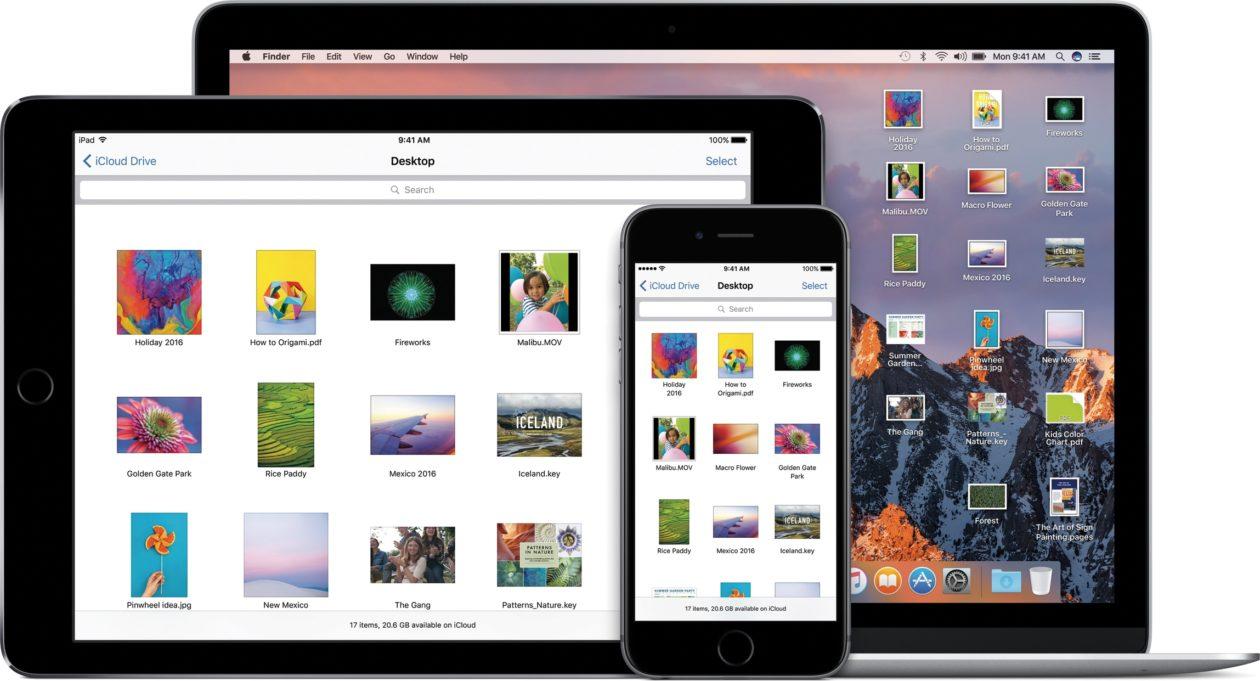Um pequeno guia para entender e dominar o iCloud Drive