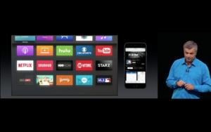 tvOS na WWDC '16