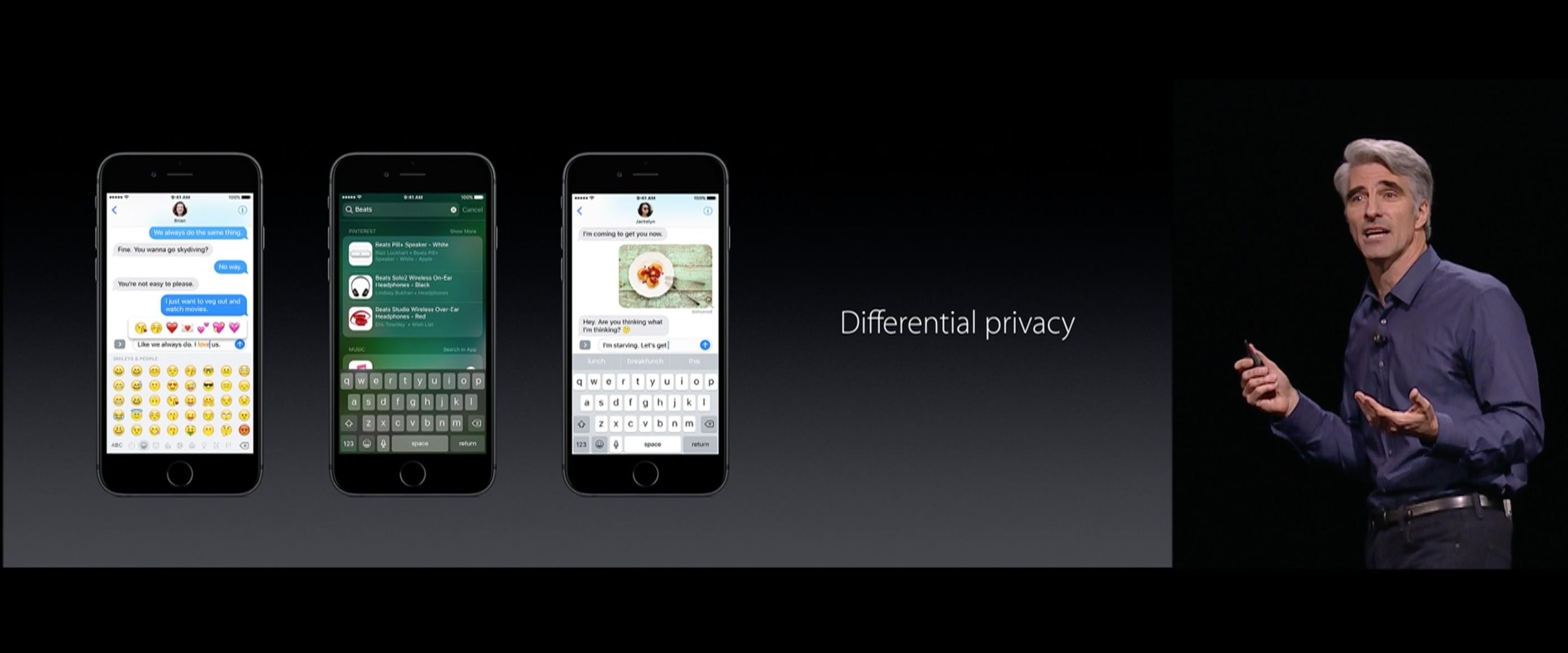 Privacidade diferencial