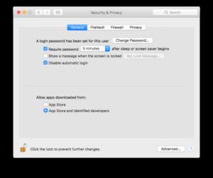 Gatekeeper no macOS Sierra