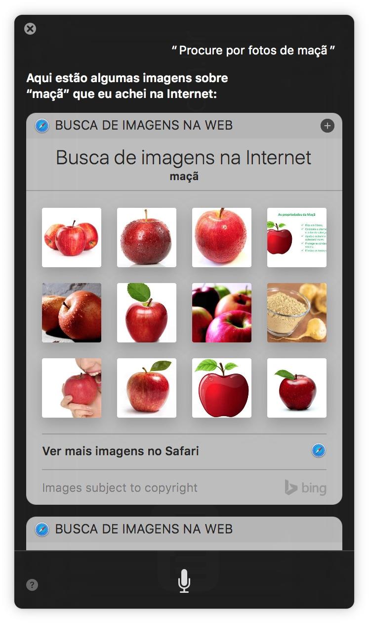 Screenshot do macOS Sierra beta
