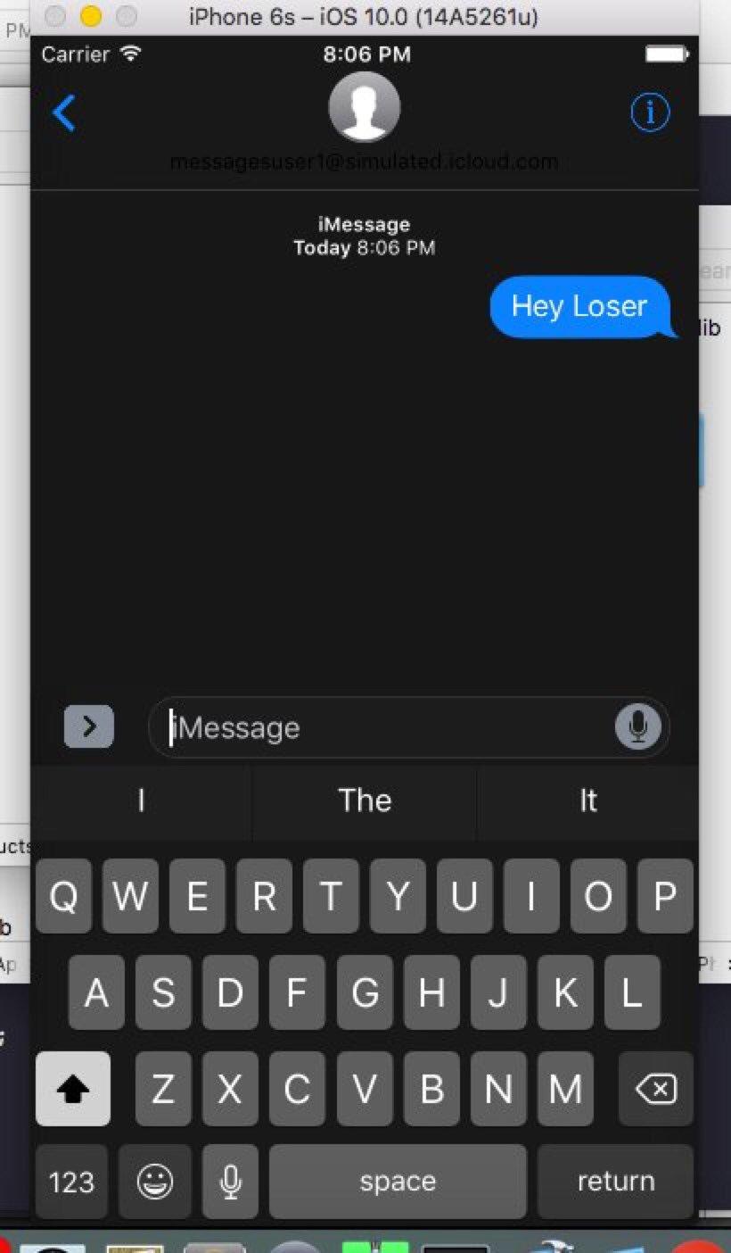 Modo Escuro no iOS 10