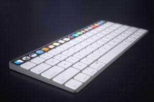 """Conceito do """"Magic Keyboard 2"""""""