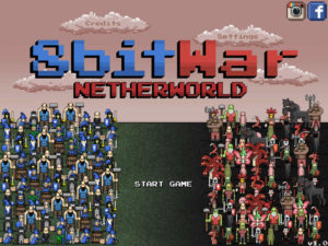 8bitWar: Netherworld
