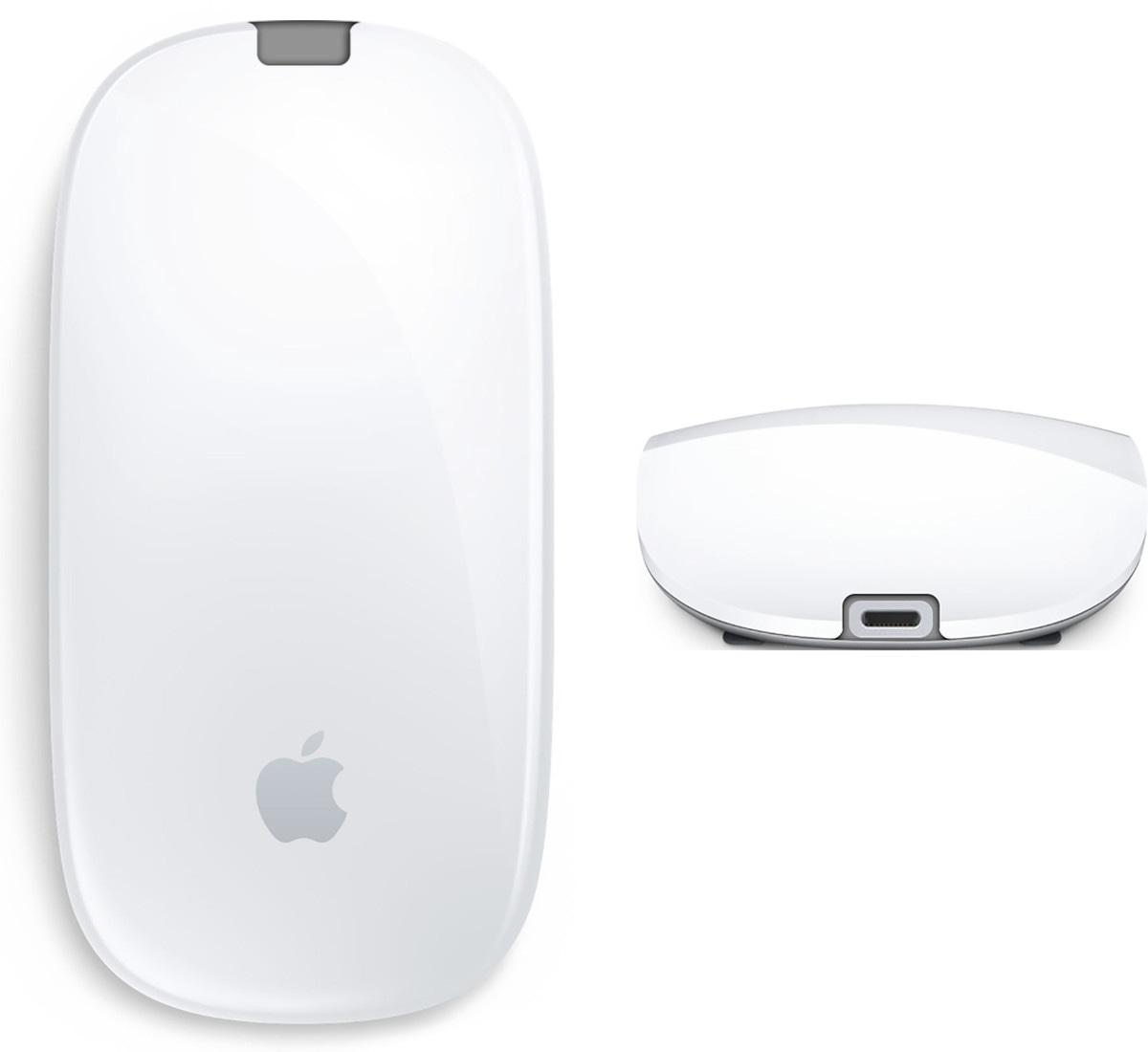 Mockup de como deveria ser o Magic Mouse 2