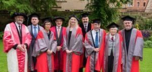 Jony Ive, agora doutor de ciências pela Universidade de Oxford