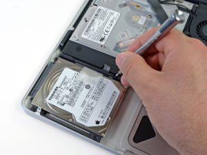 HDD do MacBook Pro de 13 polegadas sem tela Retina