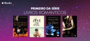 Primeiros livros das séries: US$ 3,99 ou menos por tempo limitado