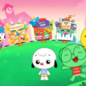Imagem promocional do app PlayKids