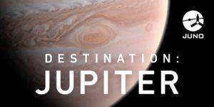 Página da Apple comemorando a missão Juno para Júpiter
