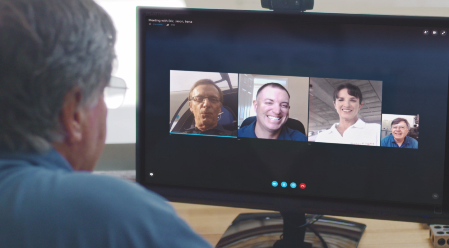 Skype Meetings
