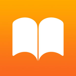 Ícone do app iBooks para iOS