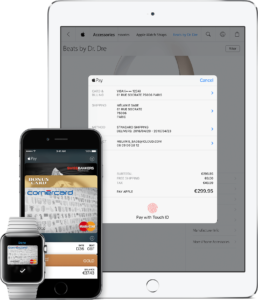 Apple Pay na Suíça