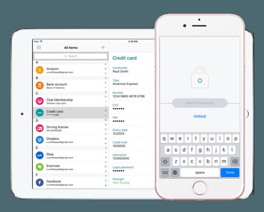 Enpass para iOS