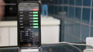 Dica sobre o app Bolsa do iOS
