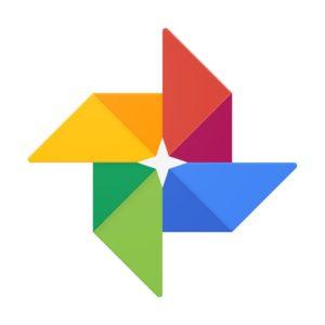 Ícone do app Google Fotos para iOS