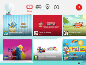 YouTube Kids Brasil